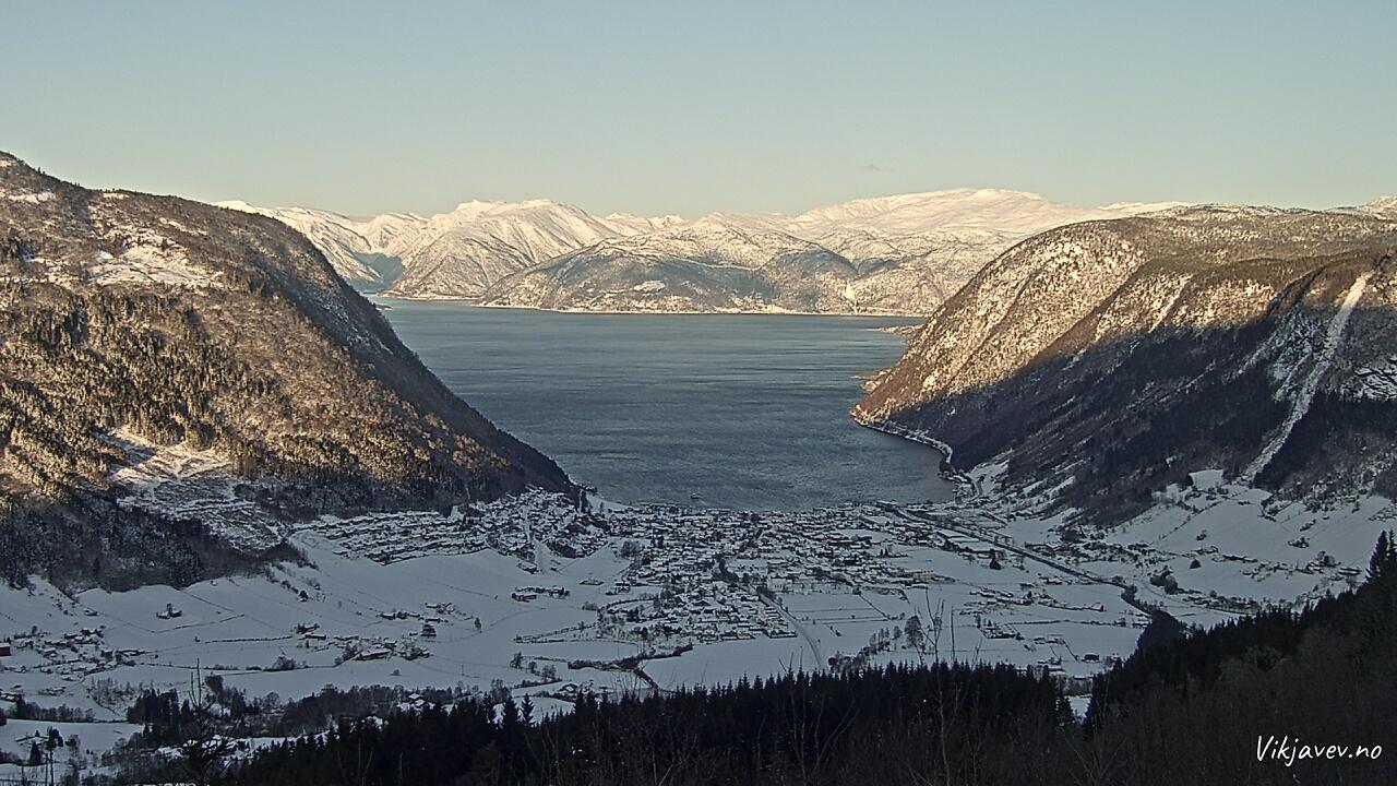 Vik i Sogn January 13, 2021 3:00 PM