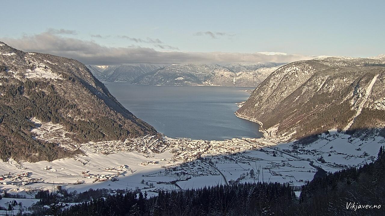 Vik i Sogn February 1, 2021 3:00 PM