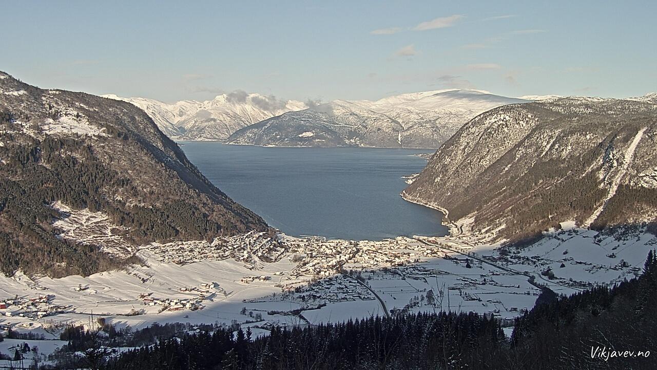 Vik i Sogn February 2, 2021 3:00 PM
