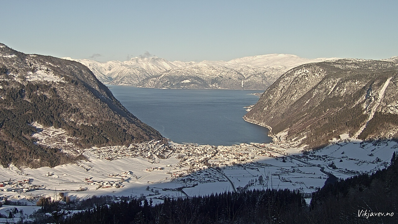 Vik i Sogn February 3, 2021 3:00 PM