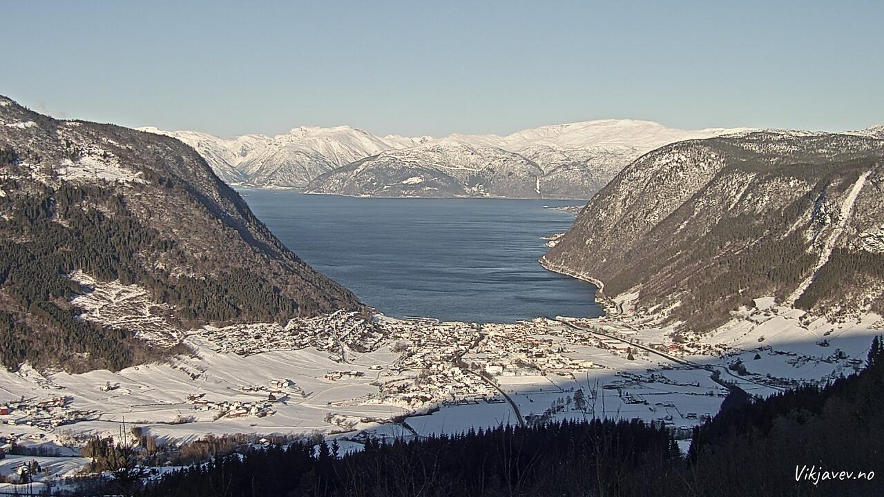 Vik i Sogn February 7, 2021 3:00 PM
