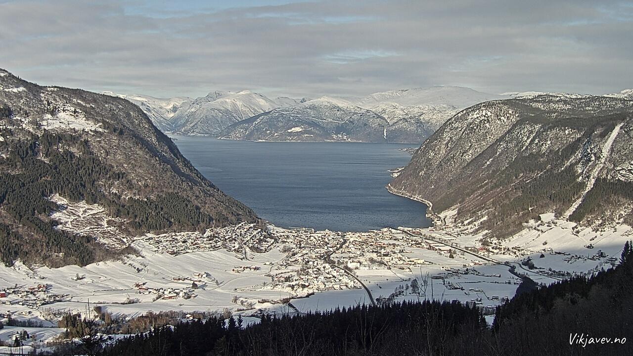 Vik i Sogn February 8, 2021 3:00 PM