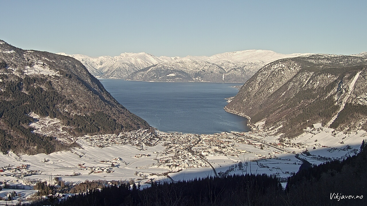 Vik i Sogn February 9, 2021 3:00 PM