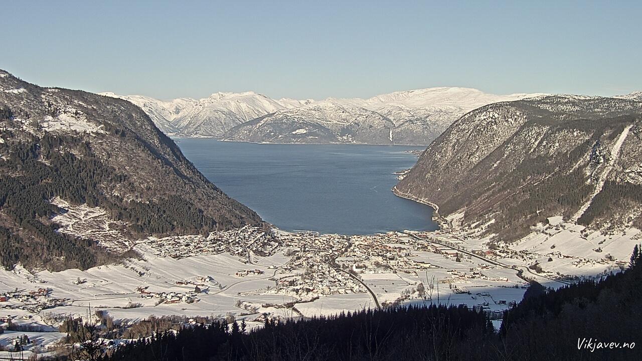 Vik i Sogn February 12, 2021 3:00 PM