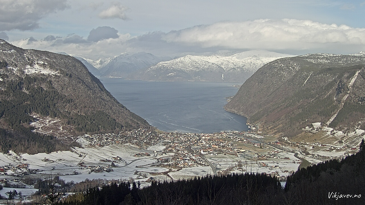 Vik i Sogn February 21, 2021 3:00 PM