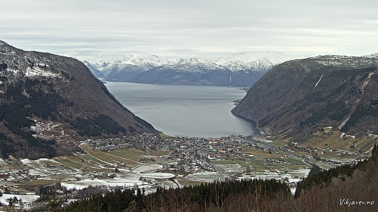 Vik i Sogn February 23, 2021 3:00 PM
