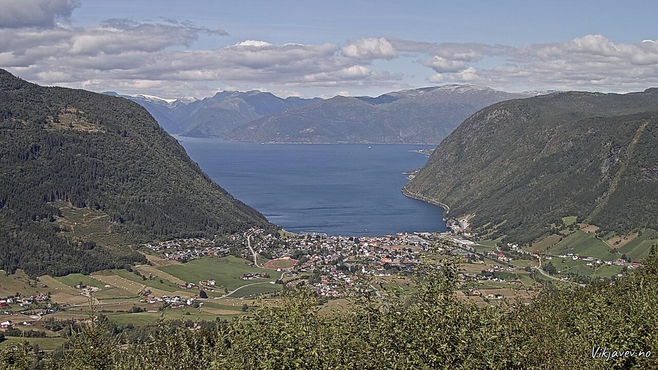 Vik i Sogn August 2, 2021 5:00 PM