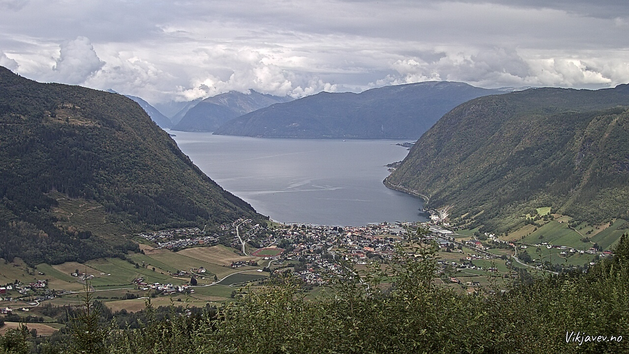Vik i Sogn August 10, 2021 5:00 PM