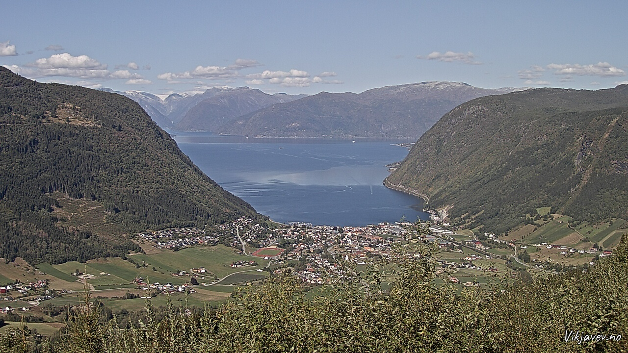 Vik i Sogn August 28, 2021 5:00 PM