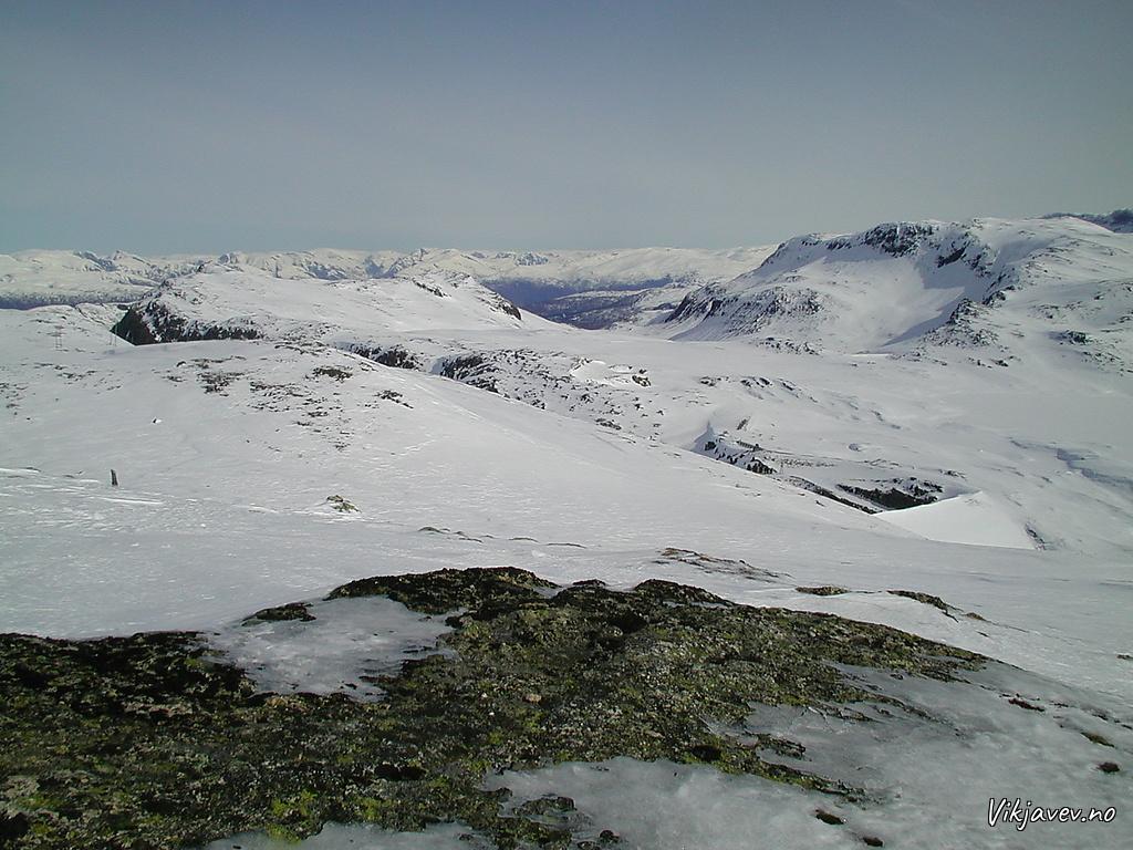 Idlebakken og Muravassdammen