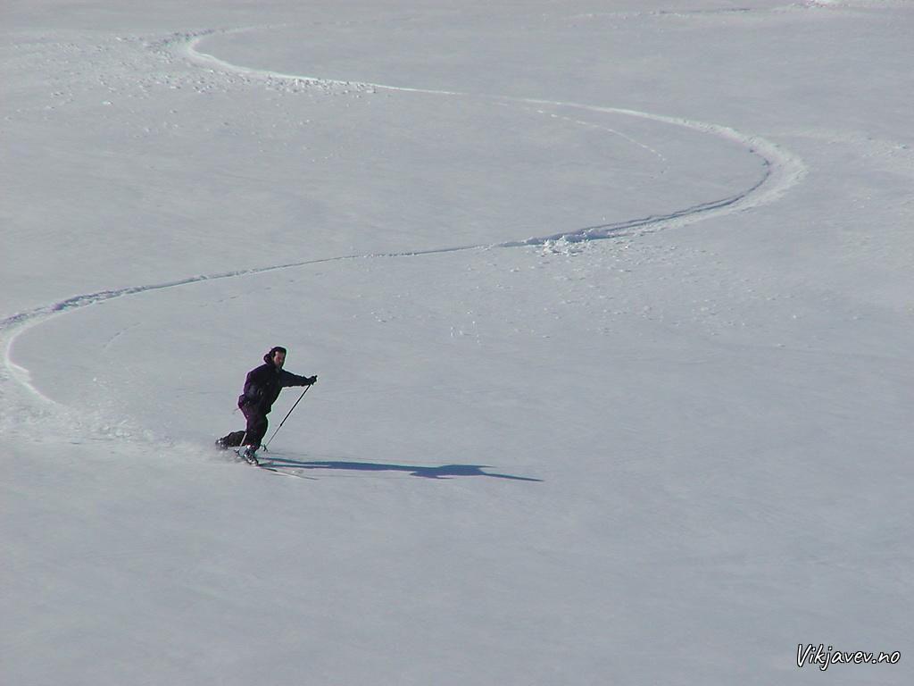 Tor på ski I