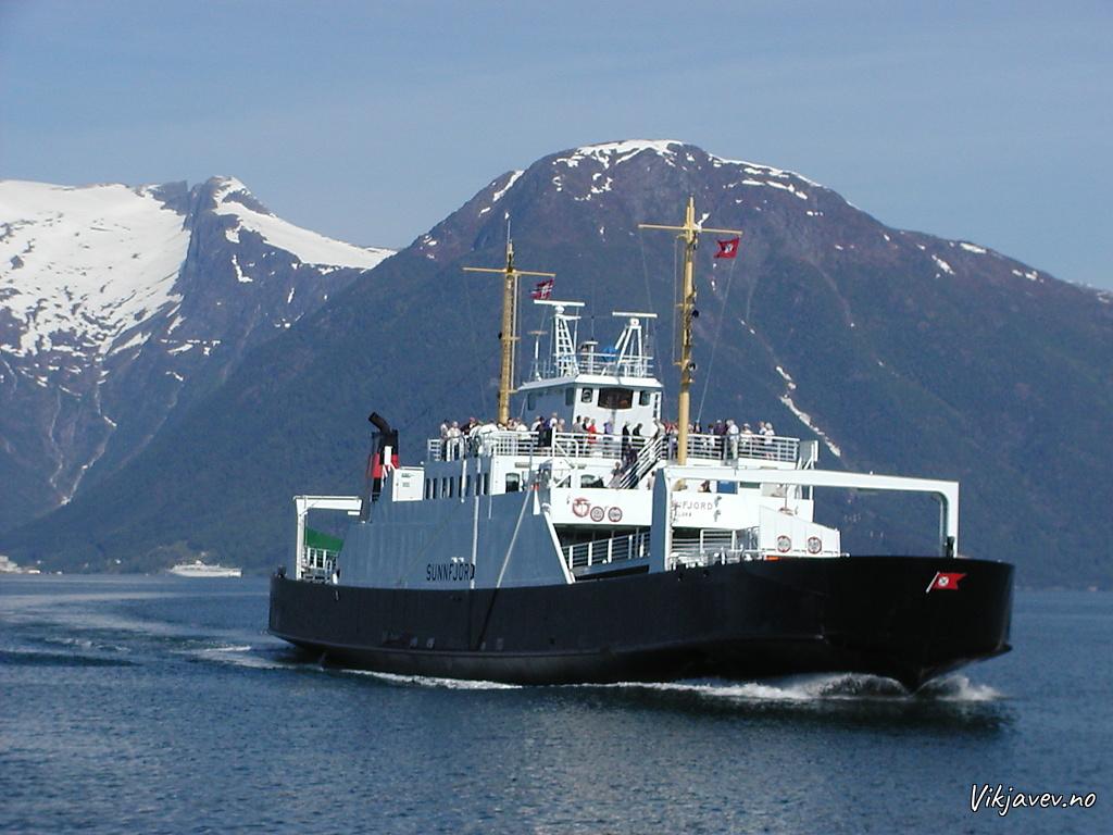 Ferja Sunnfjord