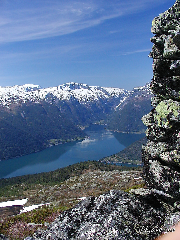 Mot Sværafjorden