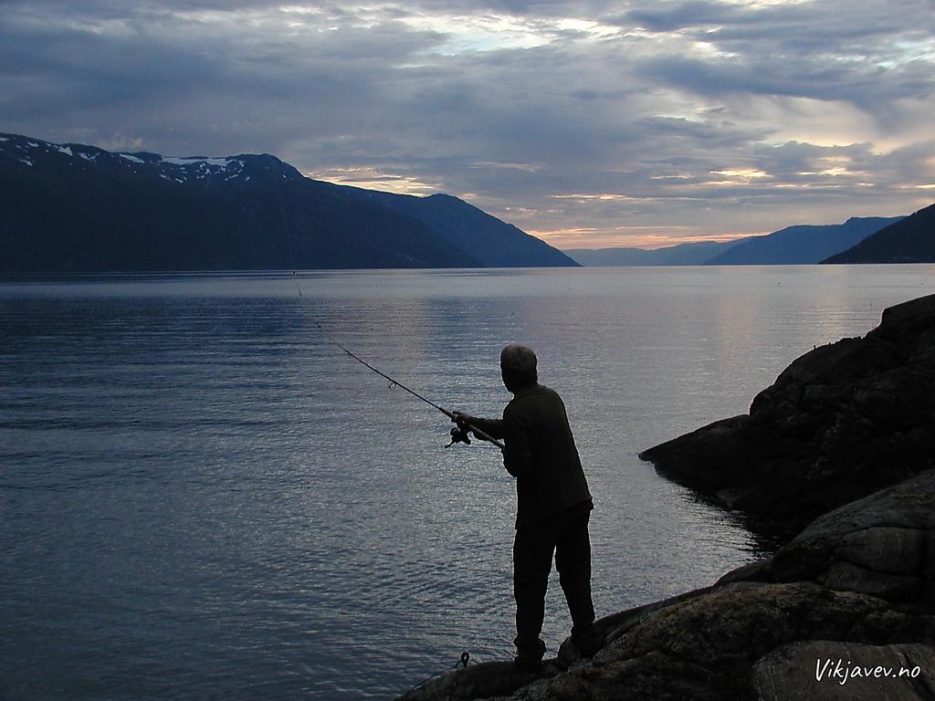Fisking i Svolsviki