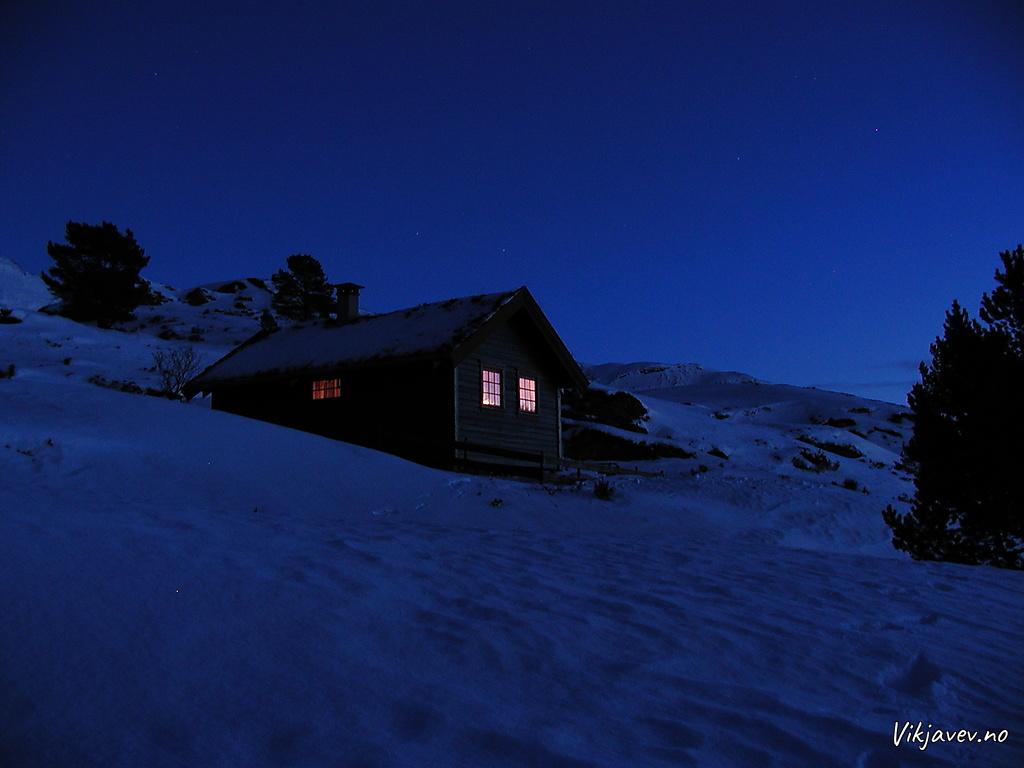 Hytte ved Ramberstølen