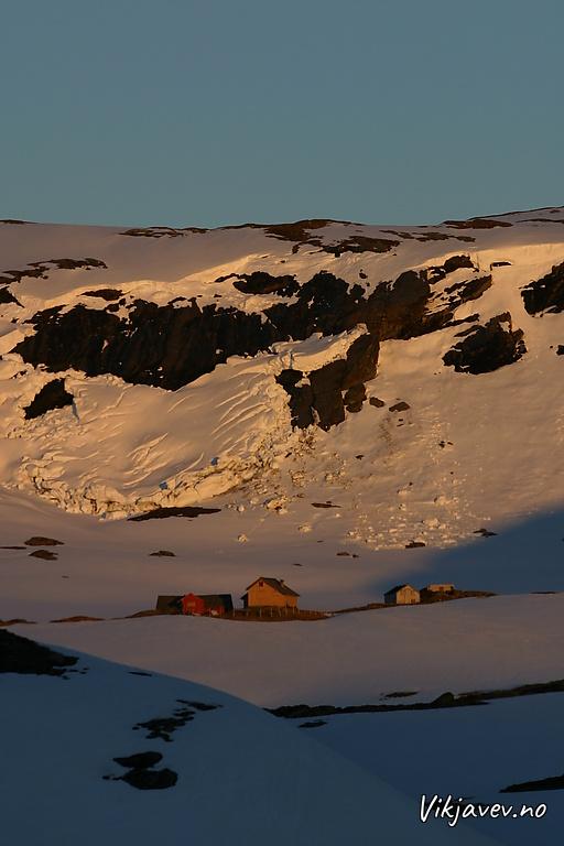 Morgonsol i Skjelingen