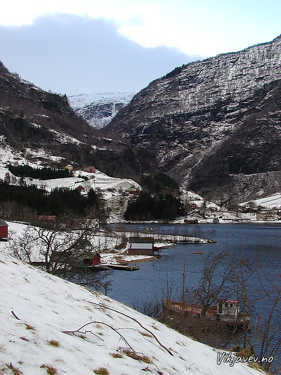 Frå Framfjorden