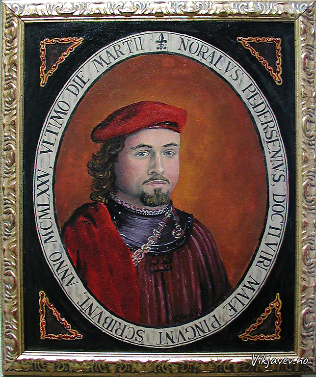 Noralvus Pedersenius
