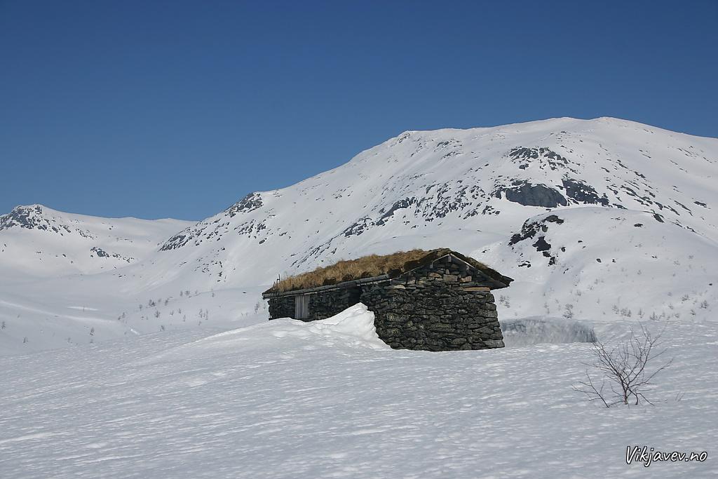 Steinsel på Ålrekstølen