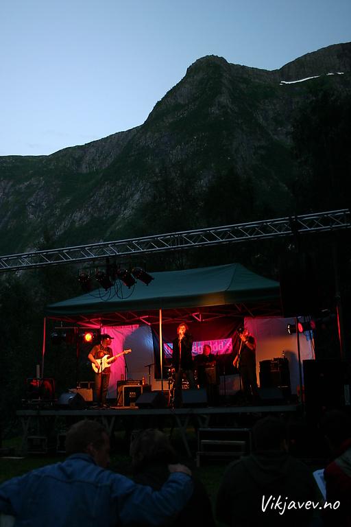Finnafjorden Blues