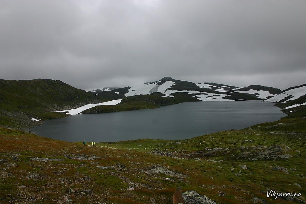Vatnet på Fossfjellet