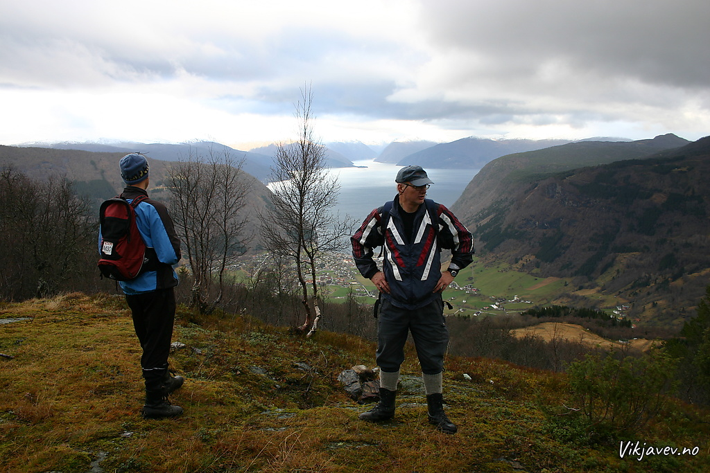 Svein og Ole på Pridla