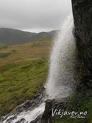 Foss mot Ygnesdalen