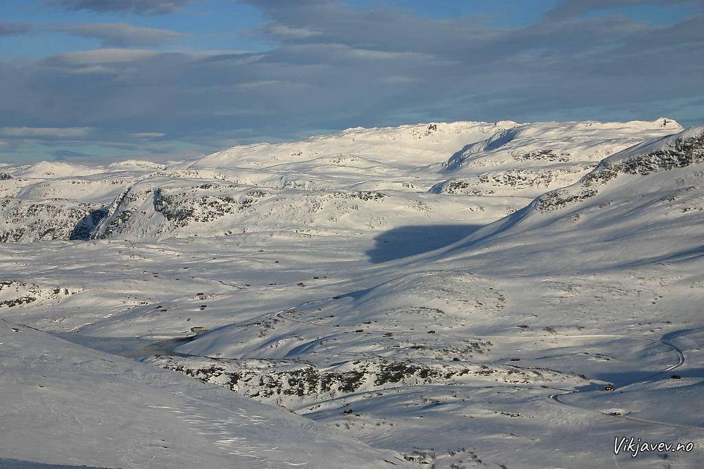 Utsikt frå Ygnesdalsfjellet