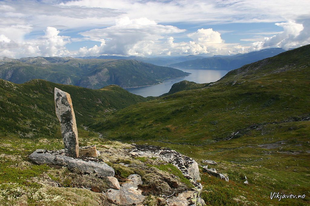 Utsyn over Sylvarnesdalen