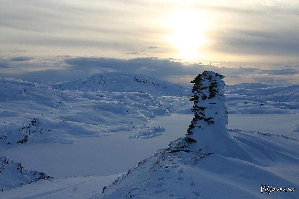 Varde ved Skjelingavatnet