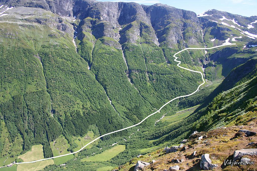 Seljadalen og Elvafossane