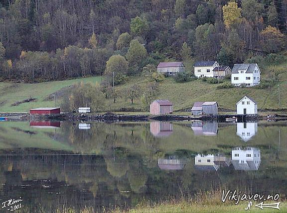 Sveinsbø på Frettheim