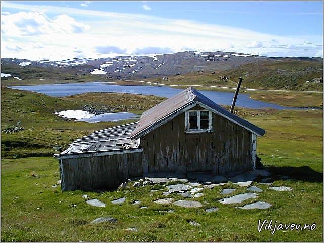 Helge-Anders-selet i Ovrisfjellet