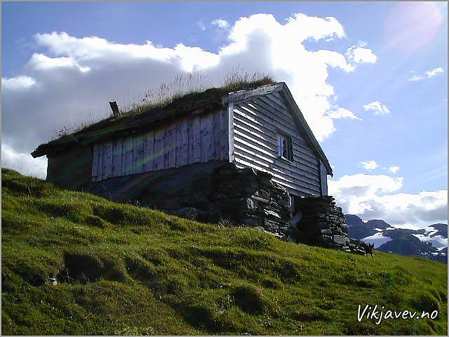 Knut-selet i Ovrisfjellet