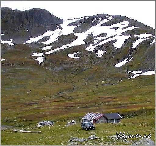Vikjadalen